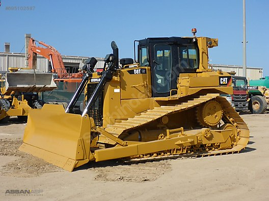 CAT / ASP 2014 D6T DOZER 11 500 SAAT at sahibinden com