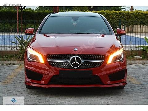 2015 Mercedes-Benz CLA 180 CDI AMG 7G-DCT OTOMATİK...