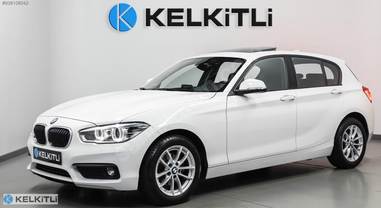 KELKİTLİ OTOMOTİV'DEN BMW 1.16d JOY PLUS SUNROOF BOYASIZ