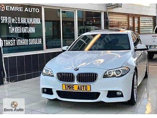 EMRE AUTO'DAN 2013 MDL BMW 525d xDRİVE EXECUTİVE + M SPORT EXTRA