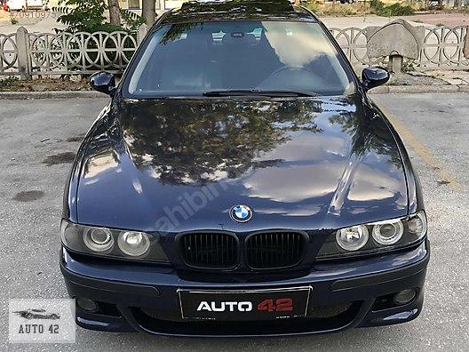 Bmw 5 Series 520i 520i Bmw 520ia M Sport Firsat Arac