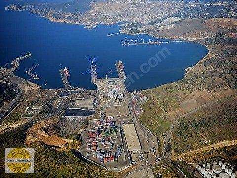Bülent ATEŞCİ'den Limanlar Bölgesinde 11000 m2...