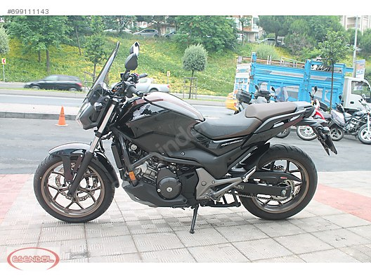 Honda NC 750 S DCT 2019 Model Naked / Roadster Motor