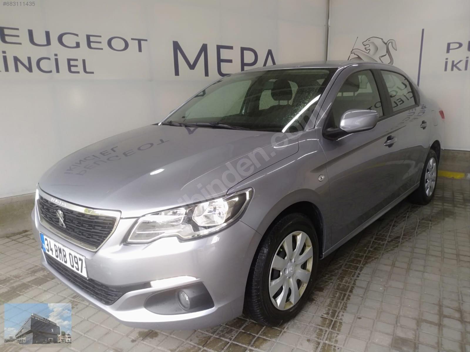 Peugeot 301 1.6 BlueHDI Active 2018