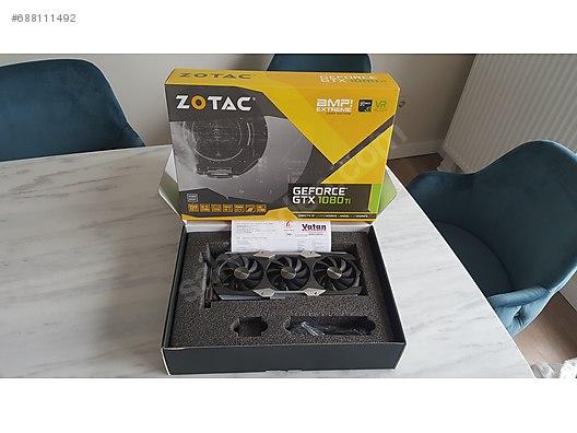 Zotac GTX 1080 Ti AMP Extreme Core Edition 11GB (gtx 1080ti ) at