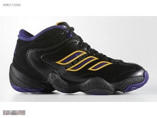 adidas crazy 3 black purple gold basketball shoes b72769 at