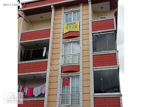 YUVA EMLAKTAN GENİŞ 180M2 KÖŞE BAŞI ÇİFT BALKONLU...