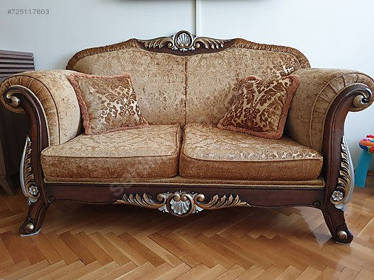 Living Room Set 3 2 1 1 Salon Koltuk Takimi Klasik Model