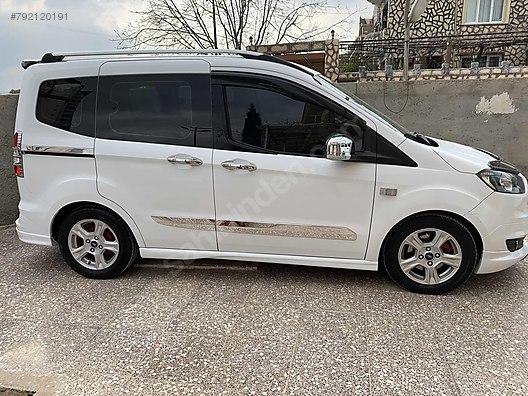 Ford Tourneo Courier 1 6 Tdci Journey Trend Full Aksesuar Yok Yok Araci Alan Baska Aksesuar Yaptiramayacak Sahibinden Comda 792120191