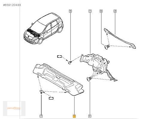Megane Fuse Box Car Spares