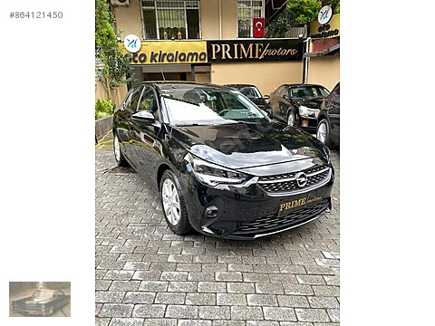 PRIME MOTORS 2020 CORSA İNNOVATİON PAKET 0 KM