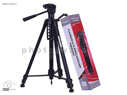 Weifeng 157cm Tripod Nikon D600 D610 D750 D760 D800 D810