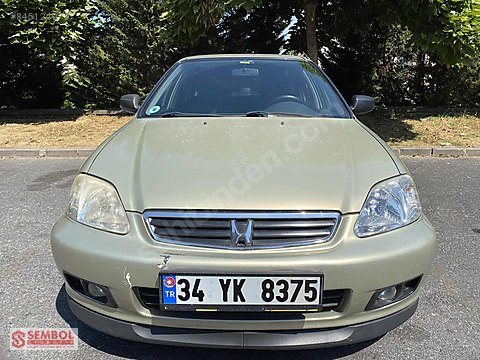 2000 MODEL OTOMATİK HONDA CIVIC