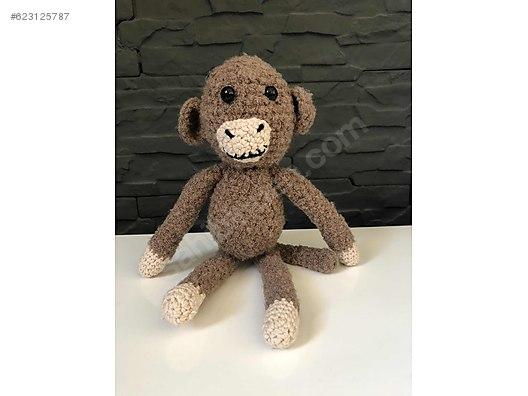 Amigurumi Türkiye-Perde Maymunu Tarifi | 396x528