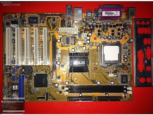 Asus P5-P800S Drivers for Mac