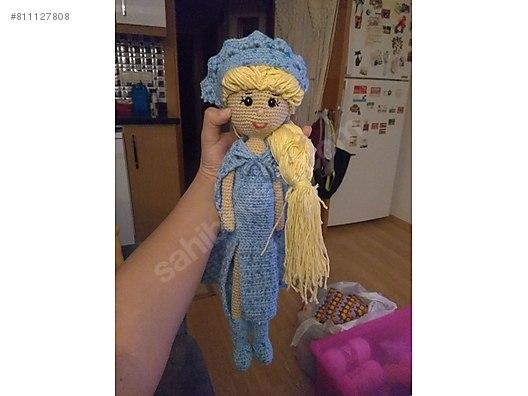Prenses bebek - amigurumi oyuncaklar – 10marifet.org   396x528