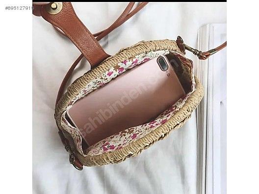 b559832681a00 Hasır askılı çanta - Bayan Modelleri sahibinden.com'da - 695127919
