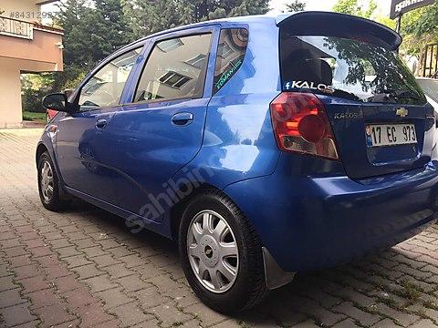 Chevrolet Kalos 1 4 Sx 1 4 Sx Chevrolet Kalos Sahibinden