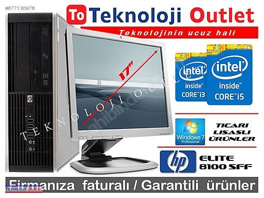 c6b7d64839f3b HP / HP 8100 /i3 530 /4 GB RAM /250 GB HDD/17
