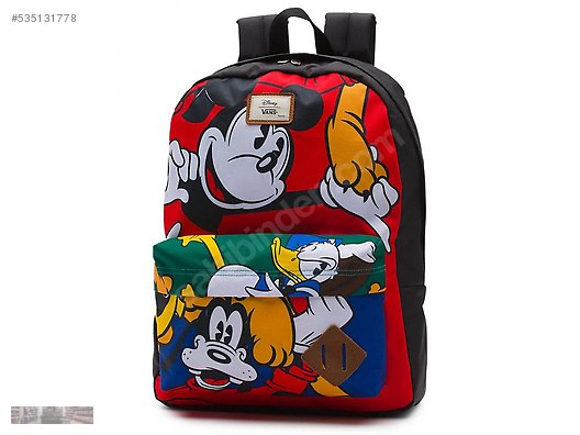 Bag Vans Toy Story Old School Ii Disney Backpack Onih9x Mickey