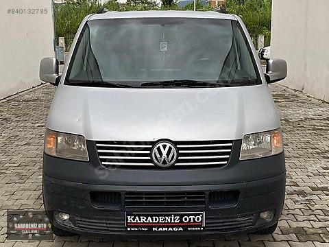 2006 MODEL TRANSPORTER 2.500TDİ 130 BG 6 İLER UZUN...