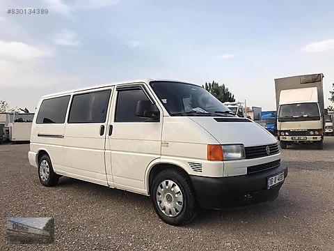 GÜR OTOMOTİV'DEN 1998 VW TRANSPORTER 2.5TDİ 11+1...