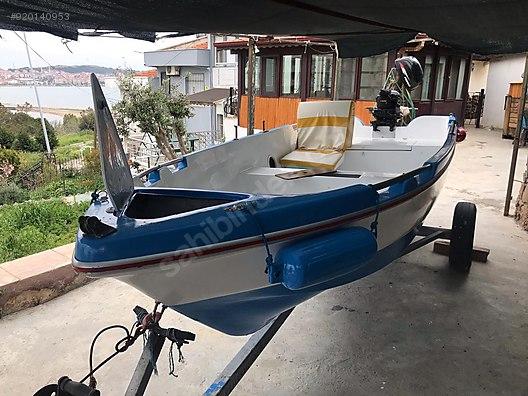 4 20 fiber tekne 30 hp hidea turkiye