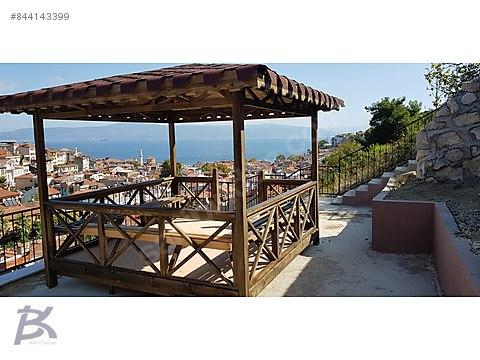 Tirilye'de,Full Deniz Manzaralı,Bahçeli,2 Adet...
