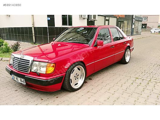 Mercedes - Benz / 300 / 300 D / W124 OM606 SUPERTURBO 400HP+