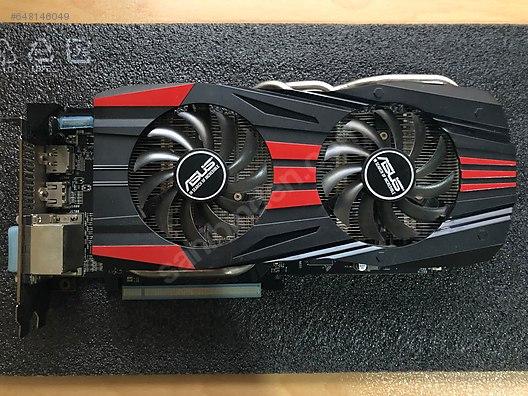 ASUS Radeon R9 270X DirectCU II Ekran Kartı TEMİZ!!(256bit