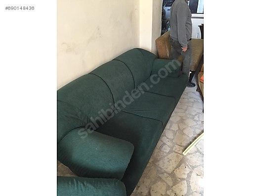 Living Room Set Salon Koltuk Takimi Yesil