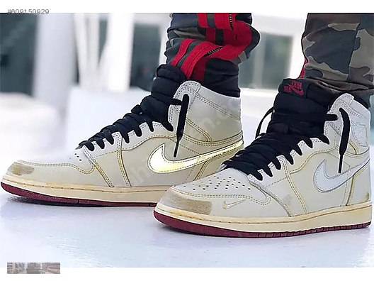 the latest 8a5f9 33737 nike air jordan 1 retro high og nigel sylvester bv1803 106
