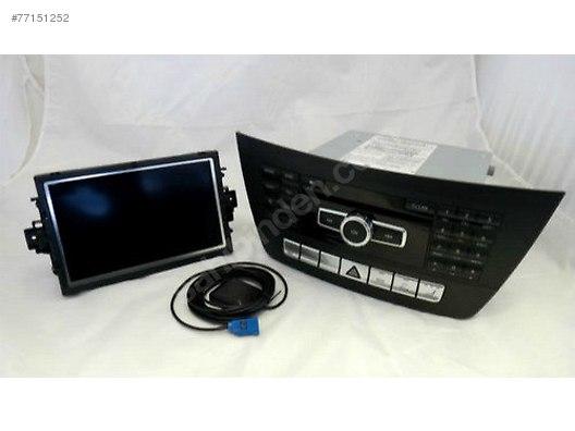 Car Multimedia / MERCEDES 2012 MODEL W204 C SERİSİ