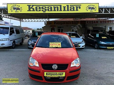 OTOMATİK 2006 MODEL VW POLO 1,4 TRENDLİNE ATİKER...