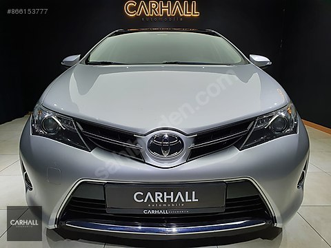 CARHALL AUTOMOBILE CAM TAVAN TOYOTA AURIS 1.6 ADVANCE...