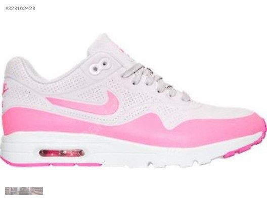 premium selection 151ad 8ef19 NIKE WOMENS AIR MAX 1 ULTRA MOIRE BLEACHED LILAC PINK 704995 501