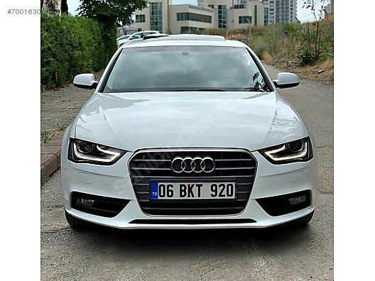 Audi / A4 / A4 Sedan / 2 0 TDI / ACİL YENİ TİP MMİ at sahibinden com