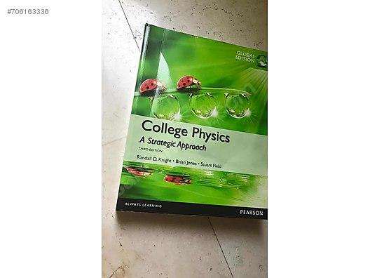 Course Book / PEARSON College Physics Hiç Kullanılmamış