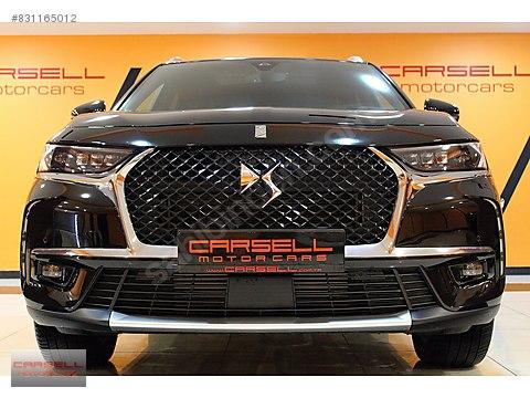 CARSELL 2019 DS7 CROSSBACK 1.6 225 HP RİVOLİ NAPPA...