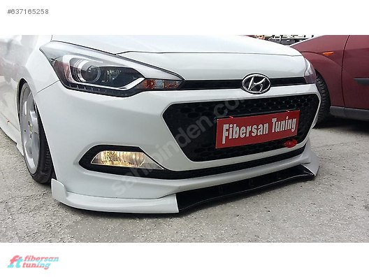 Hyundai I20 2015 Body Kit Fibersan Tuning