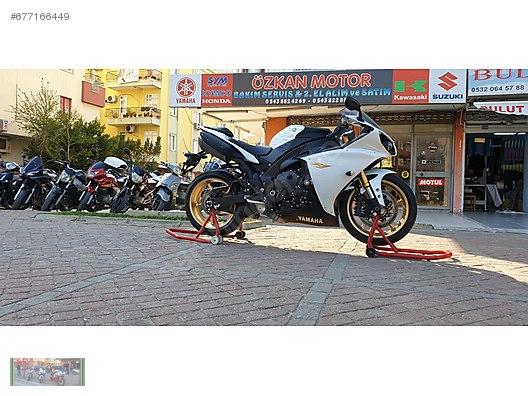 Yamaha Yzf R1 Boya Yoktakaslar Değerlendirilir