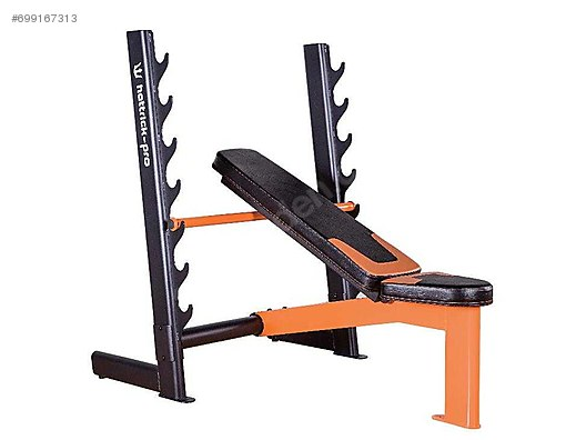 Hattric ADJUSTABLE BENCH PRESS -Ücretsiz Kargo at