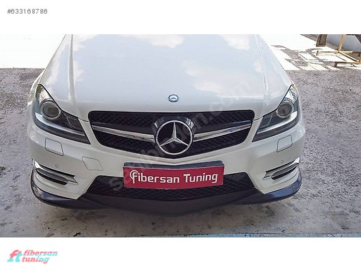 Cars & SUVs / Exterior Accessories / MERCEDES C180( amg