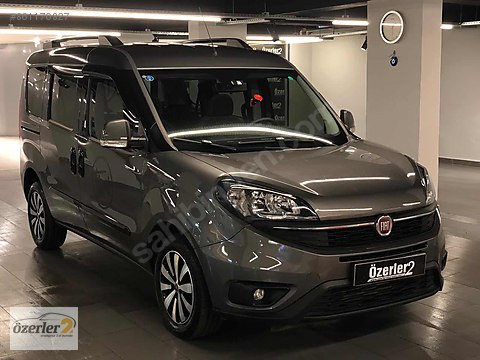 2019 FIAT DOBLO 1.6 M.JET 120 HP PREMIO PLUS 19.000...