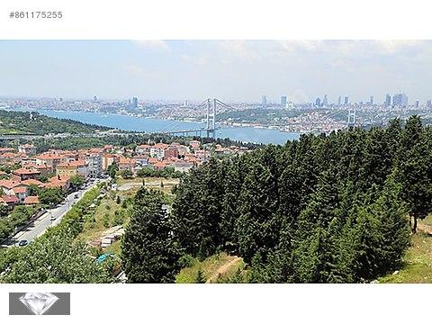 Diamond Kanlıca muhteşem Boğaz manzaralı 16 dönüm...