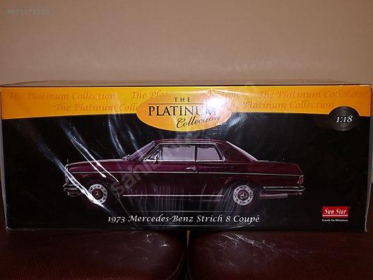 Mercedes Benz Strich8 W115 1973 Coupe 118 Sunstar Platinumsıfır