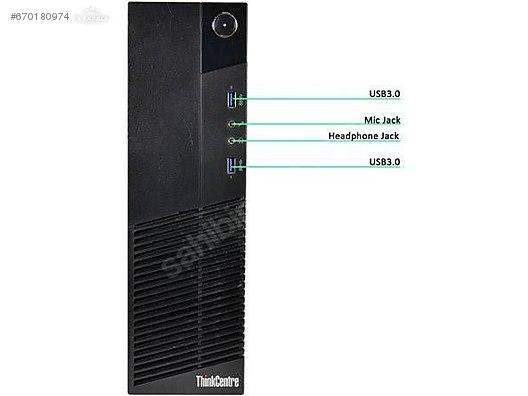 Lenovo / Lenovo M93 İ7 4770 4 cü nesil at sahibinden com - 670180974