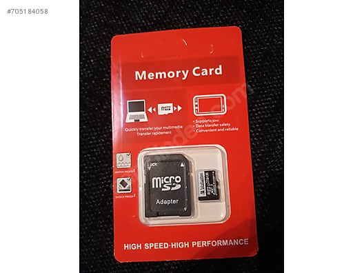 512 GB HAFIZA KART VERBATİM MARKA at sahibinden com