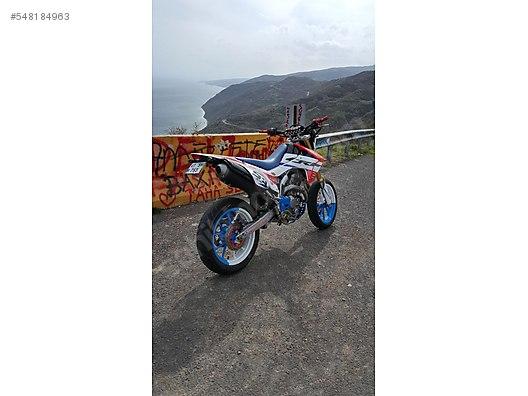 motocross ön camurluk
