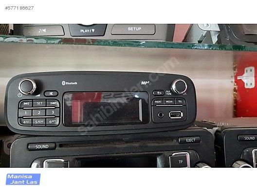 Go Karts Reno >> Reno Renault Clio 4 Teyp Radyo Usb Calar Bluetooth Lu Yedek Parca